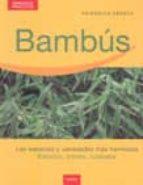 bambus-friedrich eberts-9788428208703