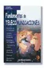 fundamentos de telecomunicaciones-jose manuel huidobro-9788428328203