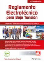 reglamento electrotécnico para baja tensión edición 2015-pablo alcalde san miguel-9788428338103
