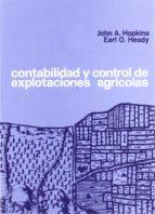CONTABILIDAD Y CONTROL DE EXPLOTACIONES AGRICOLAS