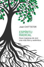 espíritu radical (ebook) joan chittister 9788429328103