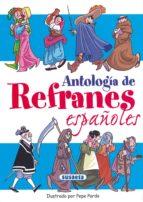 antologia de refranes españoles 9788430530403