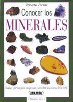 conocer los minerales roberto zorzin 9788430533503