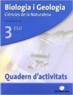 Quadern activitats biologia/geol. 3 eso-cat por Vv.aa. EPUB FB2