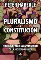 pluralismo y constitución-peter häberle-9788430957903