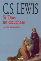 si dios no escuchase-clive staples lewis-9788432133503