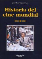 historia del cine mundial-jose maria caparros lera-9788432137303