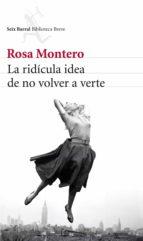 la ridícula idea de no volver a verte (ebook)-rosa montero-9788432215803
