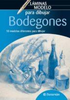 bodegones: laminas modelo para dibujar-9788434235403