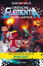 crónicas de elementia 1. misión justicia (ebook)-sean fay wolfe-9788445002803