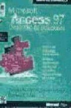 MICROSOFT ACCESS 97: DESARROLLO DE SOLUCIONES
