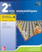 MATEMATIQUES 4 (2º CICLE): QUADERN DE TREBALL