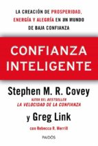 confianza inteligente-sthephen m. r. covey-greg link-9788449329203