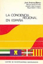 INFORME GENERAL SOBRE EL ESTUDIO DE LA CONCIENCIA REGIONAL EN ESP