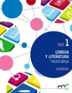 lengua y literatura 1º eso mec-9788467850703
