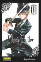 black butler 17-yana toboso-9788467918403