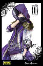 black butler 24-yana toboso-9788467928303
