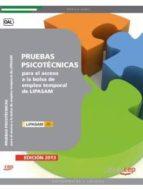 El libro de Pruebas psicotécnicas para el acceso a la bolsa de empleo temporal de lipasam autor VV.AA. DOC!