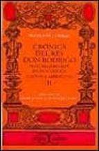 cronica del rey don rodrigo: postrimero rey de los godos (vol. ii )-9788470398803