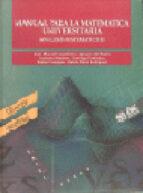 manual apra la matematica univesitaria: analisis matematico ii-jose manuel casteleiro villalba-ignacio del santo-rafael paniagua gomez-avarez-9788473561303