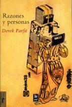razones y personas-derek parfit-9788477747703