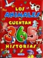 los animales cuentan 365 historias-9788479714703