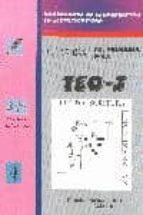 teo 3: habilidades de segmentacion en lectoescritura (primaria ne e) javier guijarro rodriguez paqui alcarria villanueva 9788479864903