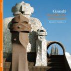 gaudi, arquitecto visionario-philippe thiebaut-9788480769303