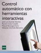 control automatico con herramientas interactivas jose luis guzman 9788483227503