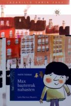 Descargas gratuitas de cd de libros Max bazterrak nahasten