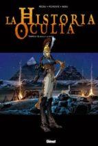 LA HISTORIA OCULTA Nº 6: EL AGUILA Y LA ESFINGE