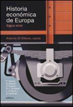 historia economica de europa, siglos xv xx antonio di vittorio 9788484329503