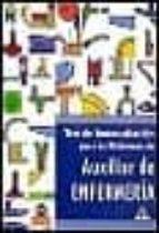 TESTS AUTOEVALUACION PARA OPOSICIONES A AUXILIARES DE CLINICA...