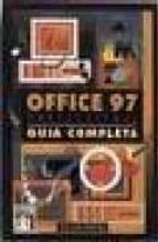 OFFICE 97 PROFESSIONAL: GUIA COMPLETA