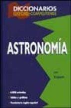 diccionario  de astronomia ian ridpath 9788489784703