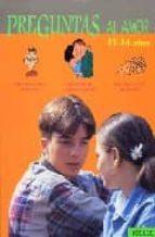 preguntas al amor: 11-14 años-virginie dumont-serge montagnat-9788489804203