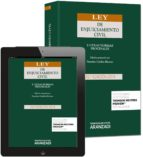 ley de enjuiciamiento civil (20ª ed.) 2014 y otras normas procesales-faustino cordon moreno-9788490594803