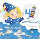 El libro de Bambolles de sabò 4 anys. vacances valencia autor VV.AA. TXT!