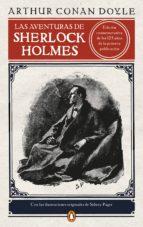 las aventuras de sherlock holmes (edición ilustrada) (ebook) sir arthur conan doyle 9788491053903