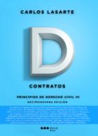 principios de derecho civil tomo iii: contratos (19ª edicion)-carlos lasarte alvarez-9788491232803