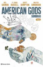 american gods sombras nº 03/09-neil gaiman-scott hampton-9788491467403