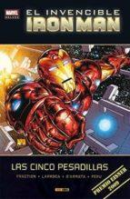 el invencible iron man 1: las cinco pesadillas 9788491674603