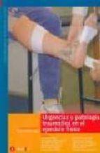 urgencias y patologia traumatica en el ejercicio fisico-vicente (coord.) ferrer lopez-9788493357603