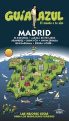 madrid 2017 (guia azul) (6ª ed.) angel ingelmo sanchez 9788494768903