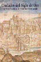 ciudades del siglo de oro: las vistas españolas de anton van den wyngaerde 9788495241603