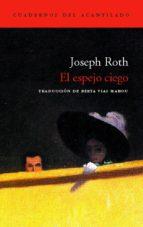 el espejo ciego joseph roth 9788496489103