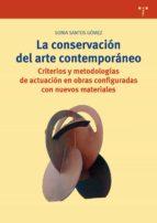 la conservación del arte contemporáneo sonia santos gomez 9788497049603