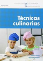 tecnicas culinarias elena crespo gonzalez nabor 9788497328203