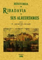 historia de ribadavia y sus alrededores (ed. facsimil de la ed. d e 1920)-samuel eijan-9788497611503