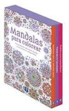 mandalas para colorear: encantadora obra para ayudar a encontrar la tranquilidad-9788497949903